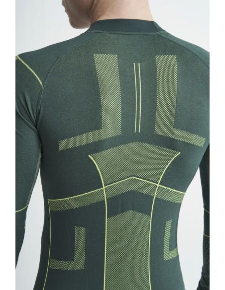Koszulka męska Craft Active Intensity LS Zielona