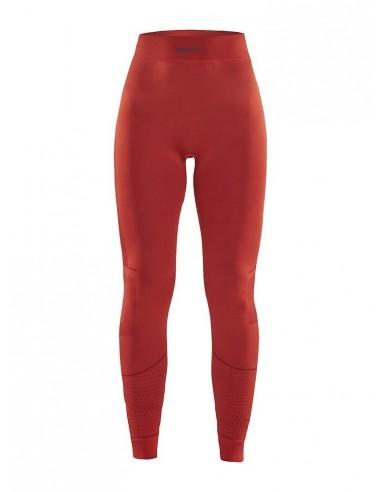 Spodnie damskie Craft Active Intensity Czerwone