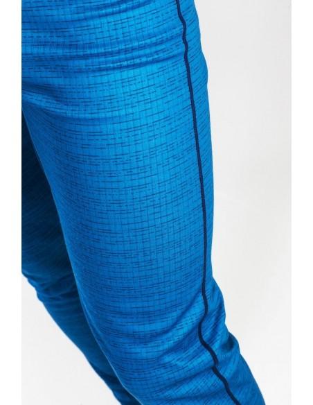 Kalesony termoaktywne męskie Craft Mix&Match, niebieskie