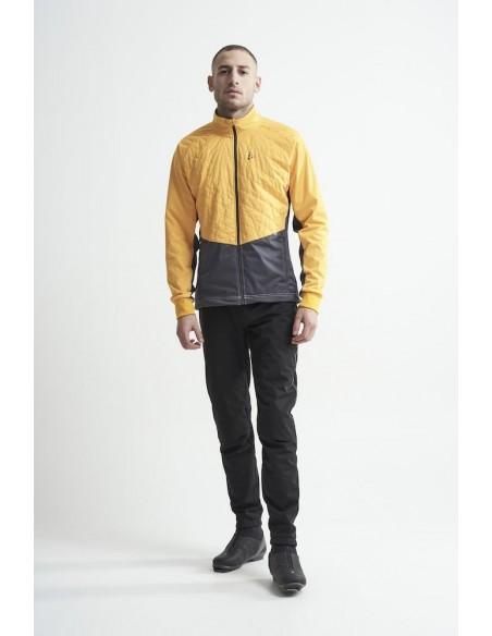 Kurtka męska Craft Storm Balance Żółta