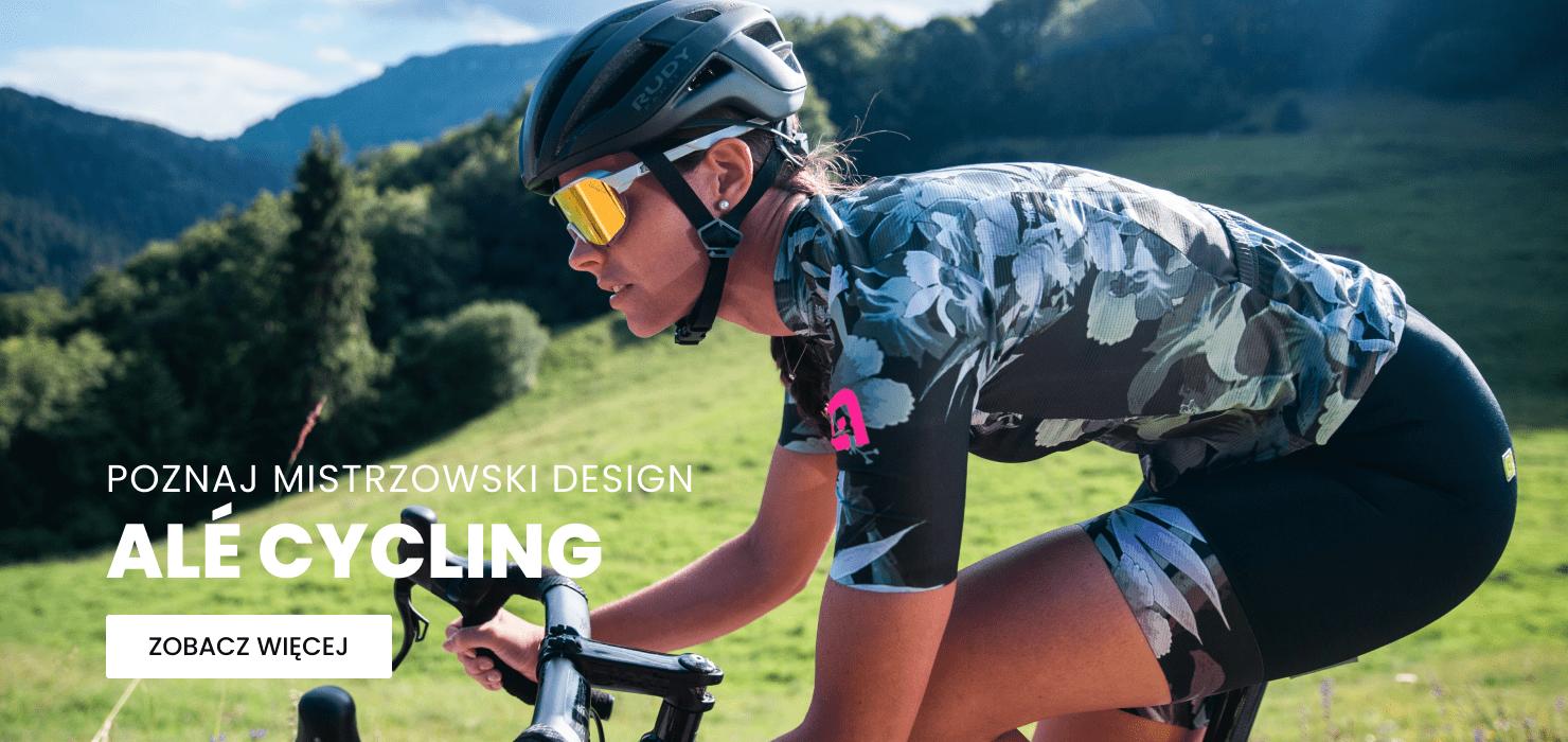Alé Cycling - Mistrzowie designu