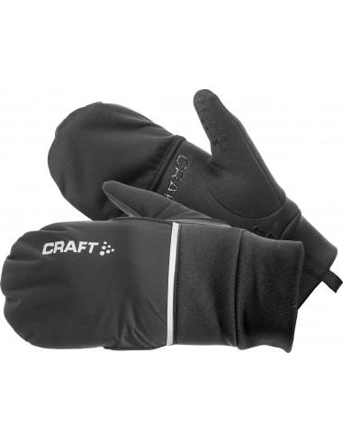 CRAFT Hybrid Wheather Glove-1903014-9999-rękawice